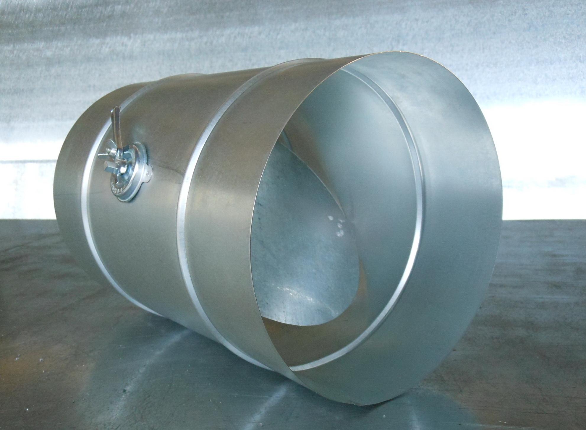 Обратный клапан на вентиляцию: применение и критерии 88